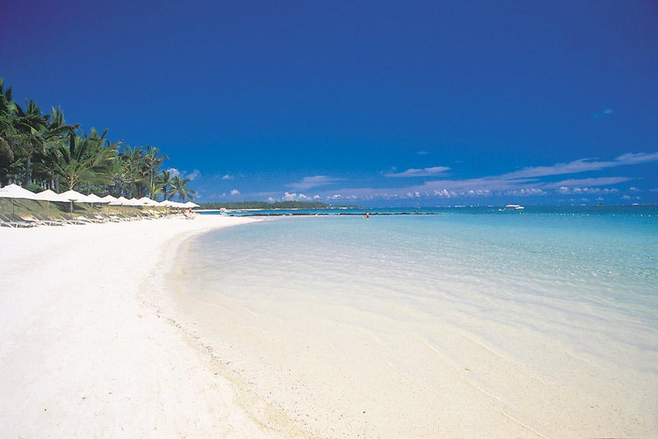 The beaches , The east coast beaches, Mauritius , Mauritius