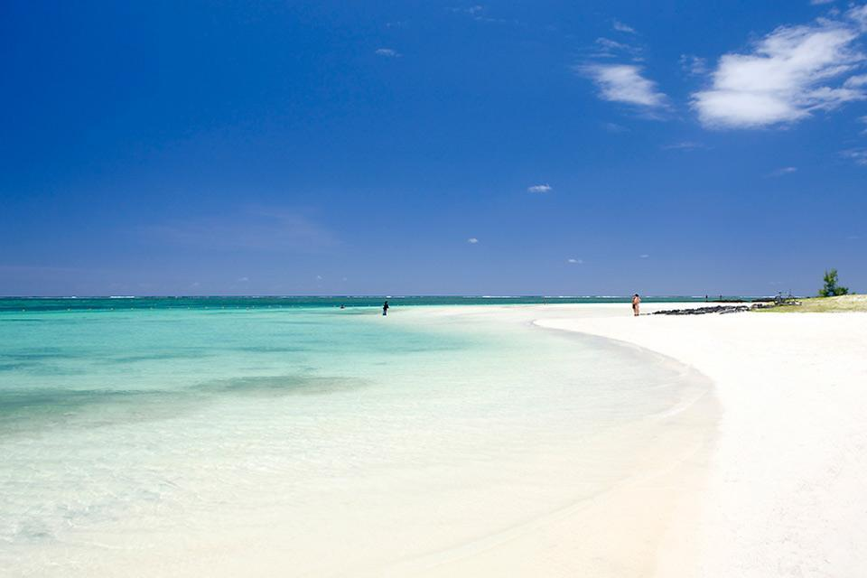 The beaches , Sun, sea and sand, Mauritius , Mauritius