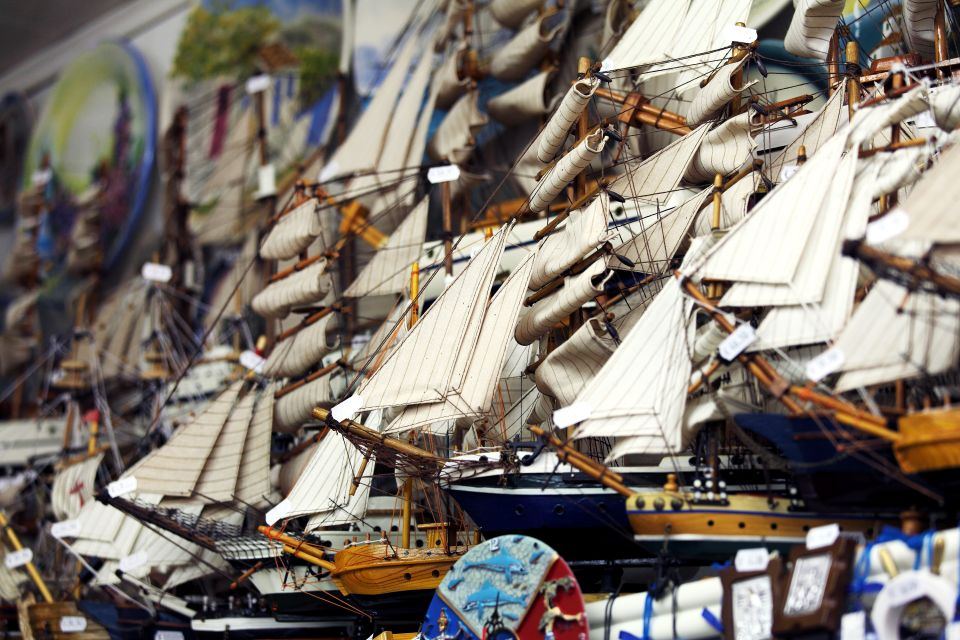 Local handicrafts, Mauritius, The ship models, Arts and culture, Mauritius