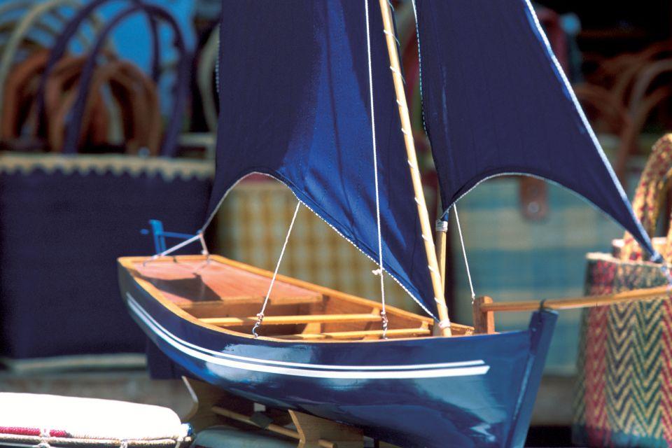 , Las maquetas de barcos, Arte y cultura, Isla Mauricio