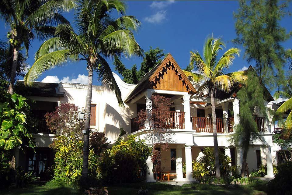 Colonial houses , Mauritius