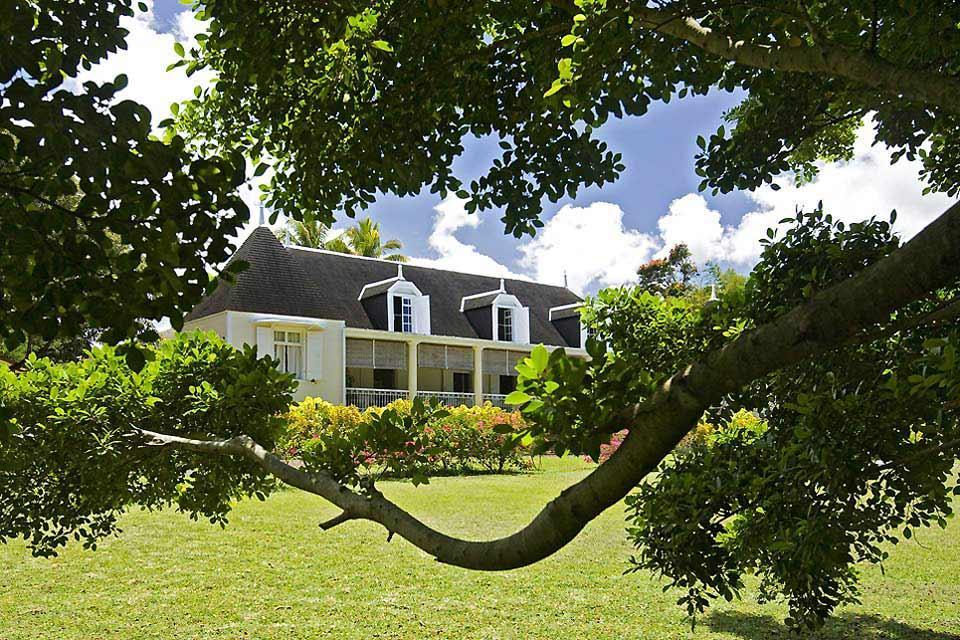Les maisons coloniales , Le domaine d'Eureka , Ile Maurice