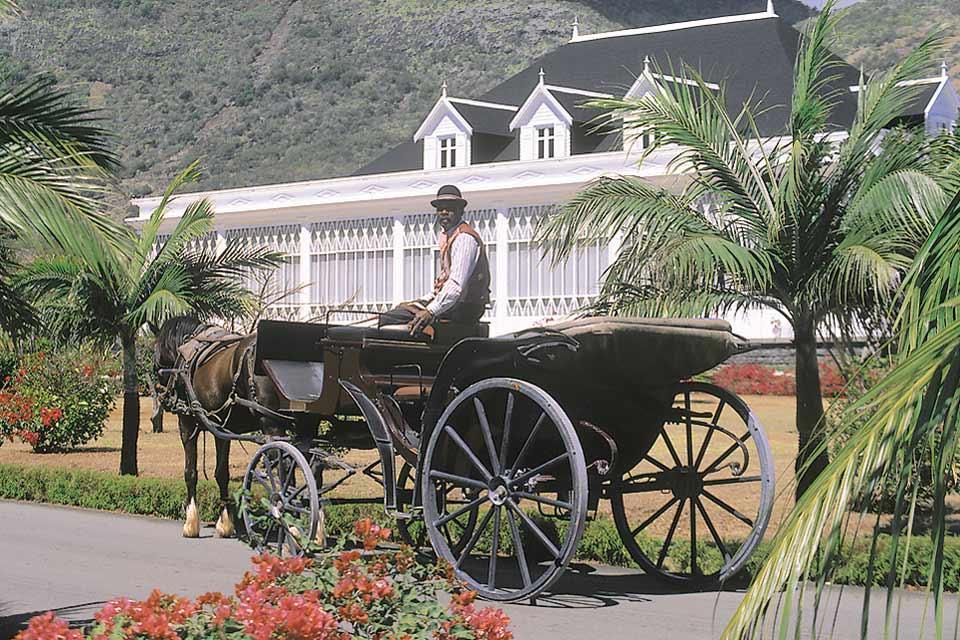 Colonial houses , Eureka, Mauritius , Mauritius
