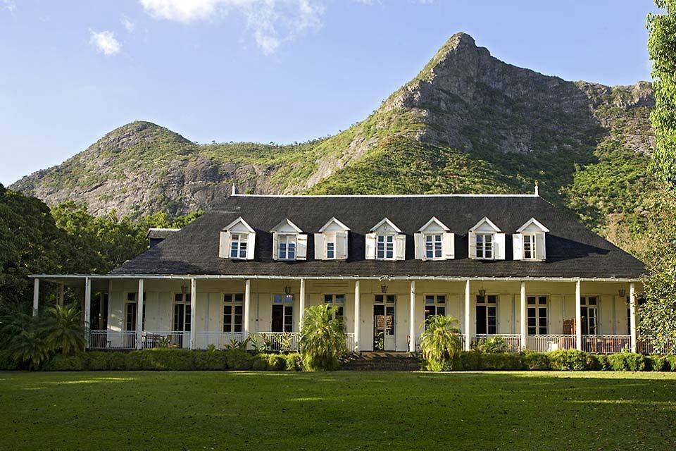 Colonial houses , Colonial houses, Mauritius , Mauritius