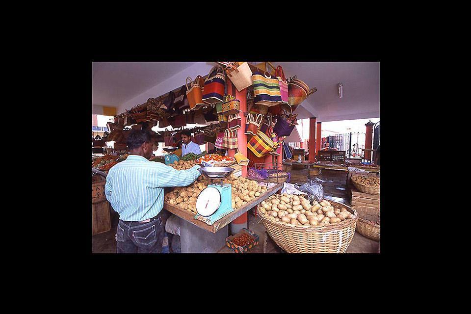 I mercati , La contrattazione , Isola Mauritius