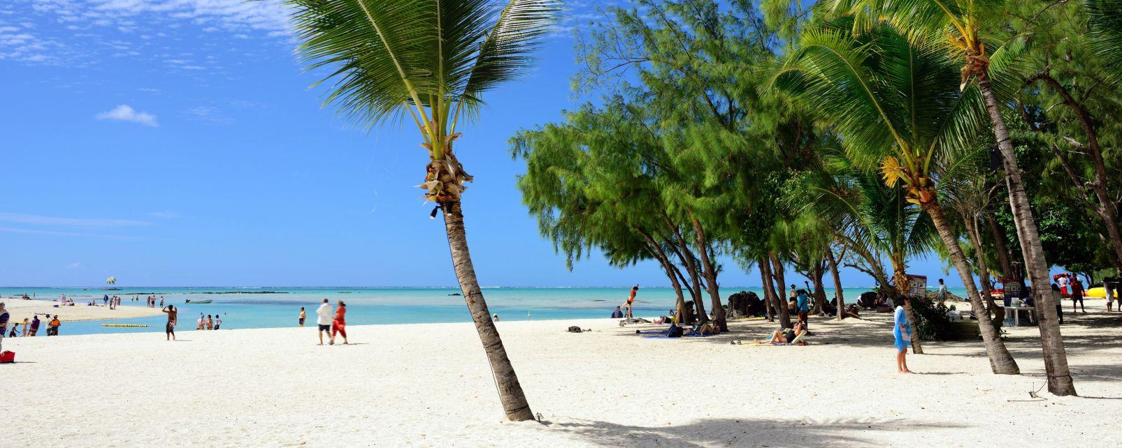 Ile aux Cerfs, Mauritius, L'île aux Cerfs, Islands, Trou d'Eau Douce, Mauritius