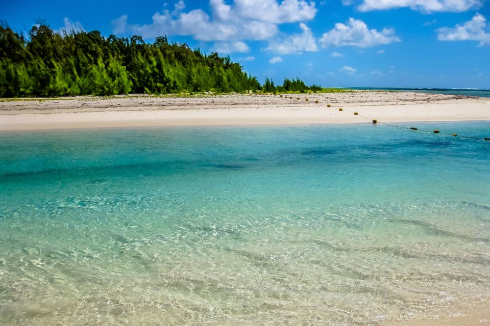 , La Isla de los Ciervos, Las islas, Trou d'Eau Douce, Isla Mauricio