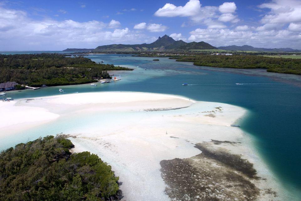Excursión a la Île aux Cerfs, La Isla de los Ciervos, Las islas, Trou d'Eau Douce, Isla Mauricio