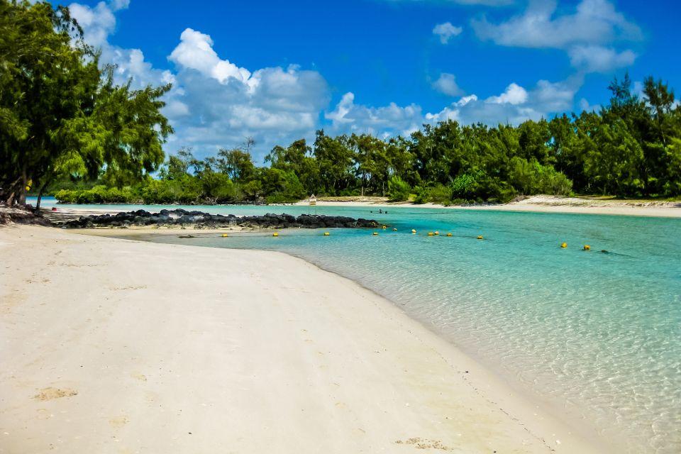 Las mejores horas para visitarla, La Isla de los Ciervos, Las islas, Trou d'Eau Douce, Isla Mauricio