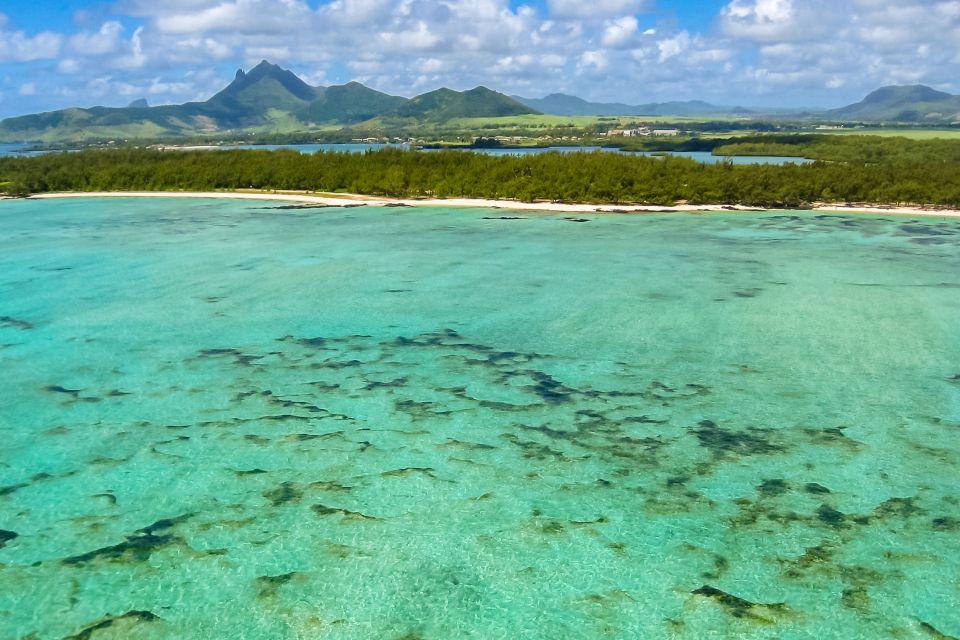 Cómo llegar a la isla, La Isla de los Ciervos, Las islas, Trou d'Eau Douce, Isla Mauricio