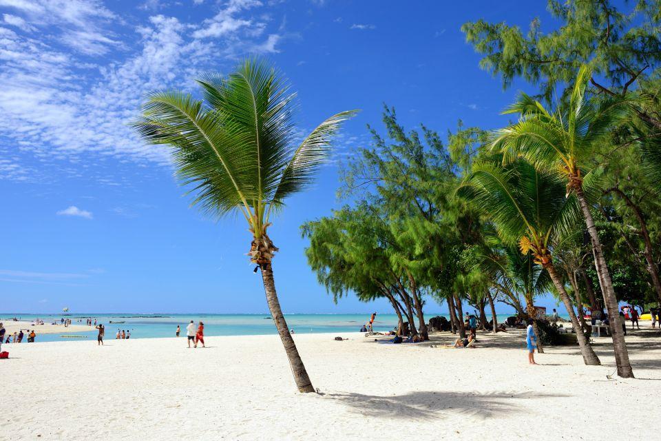 Île aux Cerfs, La Isla de los Ciervos, Las islas, Trou d'Eau Douce, Isla Mauricio