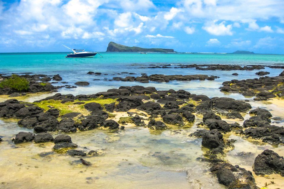 Les îles, Maurice, île, océan indien, afrique, coin de mire, grand baie, malheureux