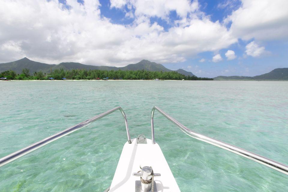 Ile aux Bénitiers beaches, Mauritius, Ile aux Bénitiers, Islands, Mauritius