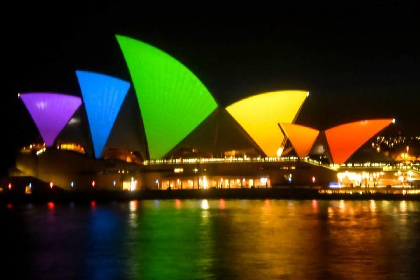 Contemporary arts , The Sydney Opera House , Australia