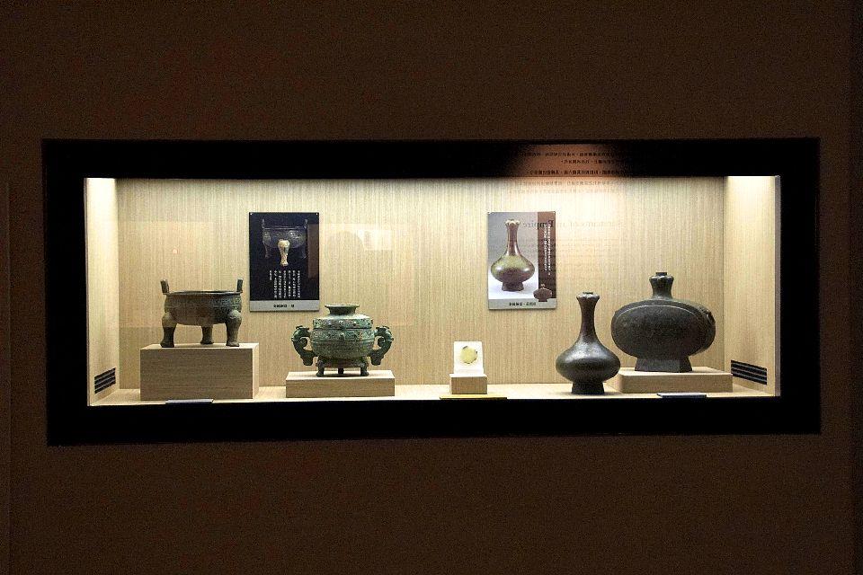 El museo Nacional del Palacio , Una colección muy rica , Taiwán