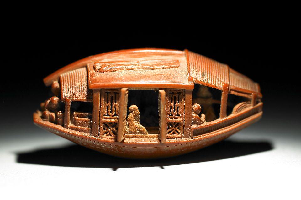 El museo Nacional del Palacio , 75% de la colección mundial de arte chino , Taiwán