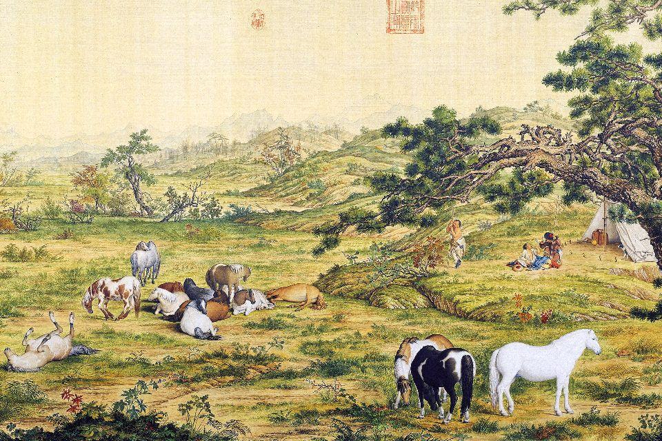 El museo Nacional del Palacio , El mayor museo de arte chino del mundo , Taiwán