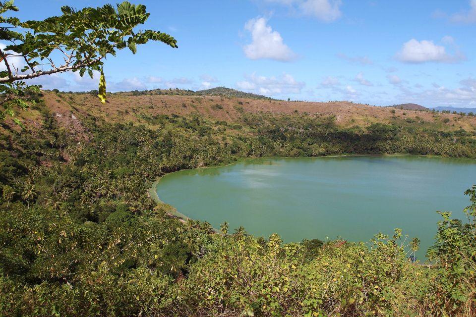 , Petite Terre - Lake Dziani, Landscapes, Mayotte