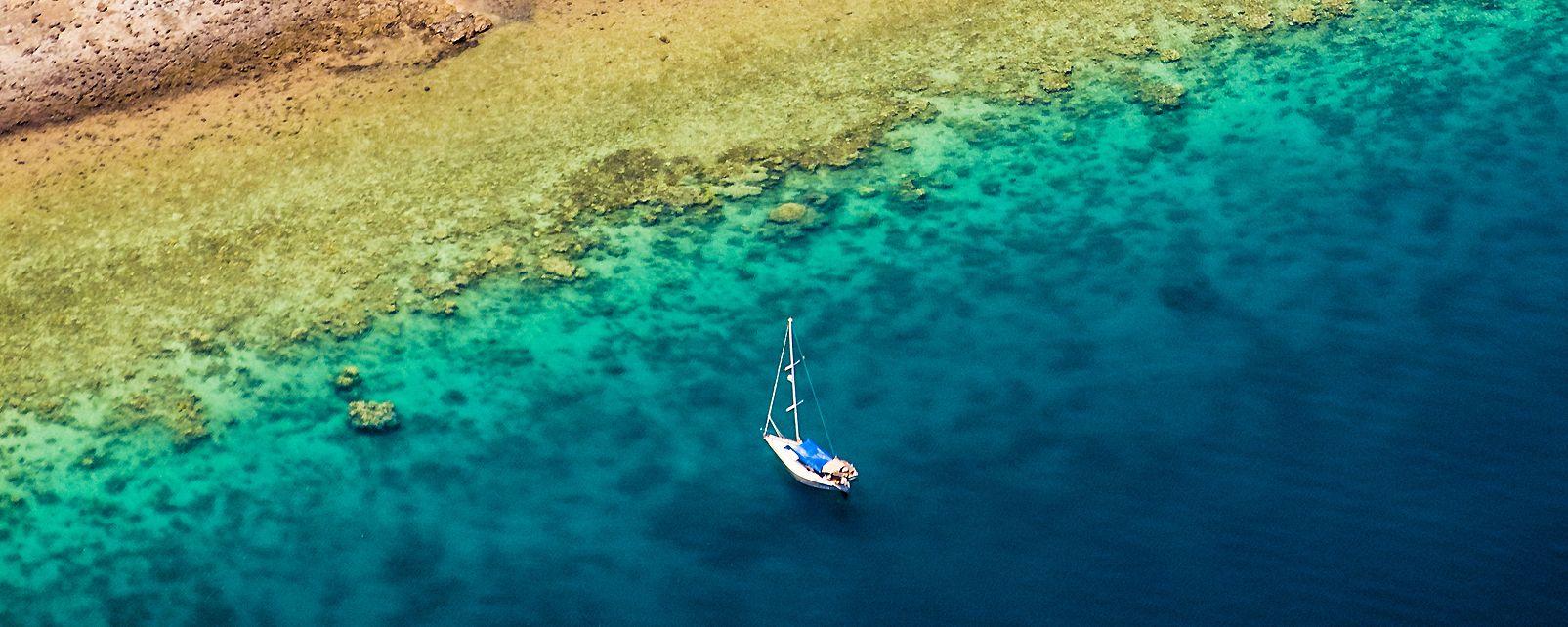 Grande Terre - Die Südküste, Die Küsten, Mayotte