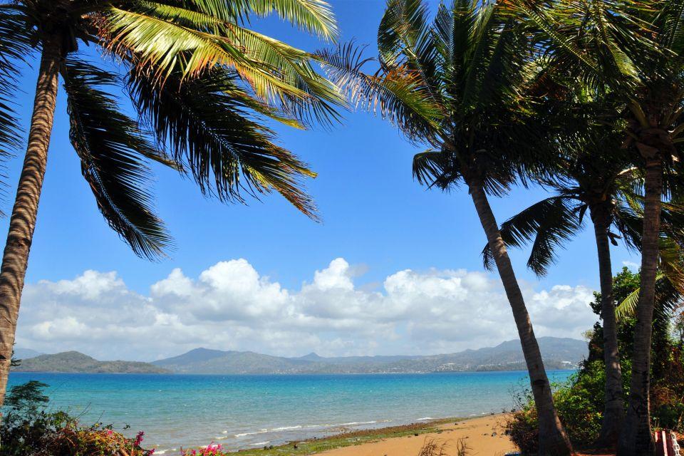 Petite Terre - The coastal road, Coasts, Mayotte