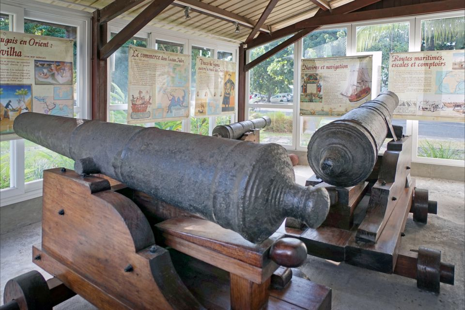 The fishing museum of Mamoudzou, Arts and culture, Mayotte