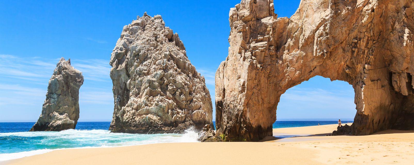 Les paysages, Mexique, cabo san luca, amérique, basse-californie
