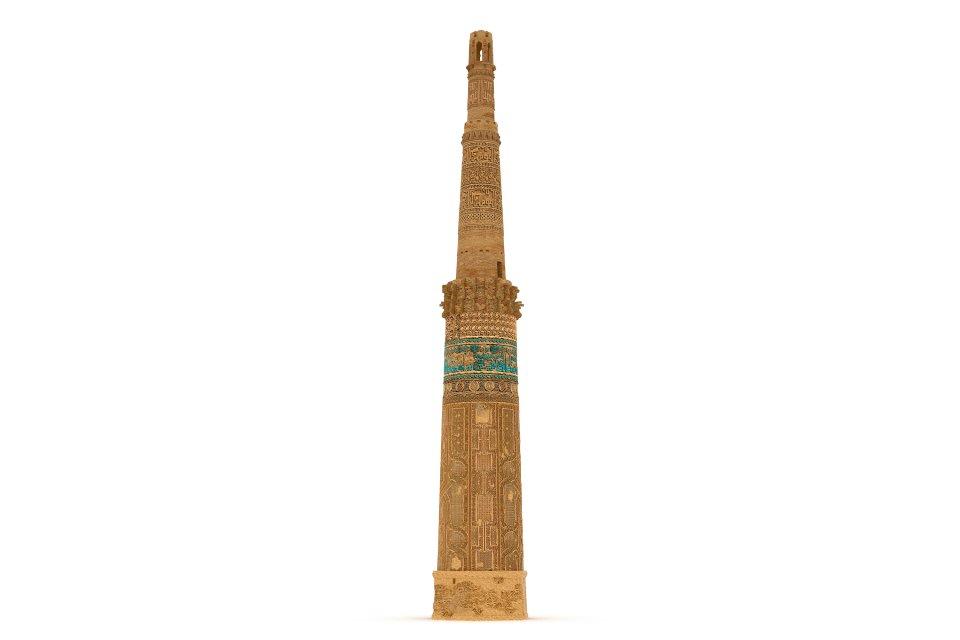 Minaret of Jam, Ghor Province, The minaret of Jam, Monuments, Afghanistan