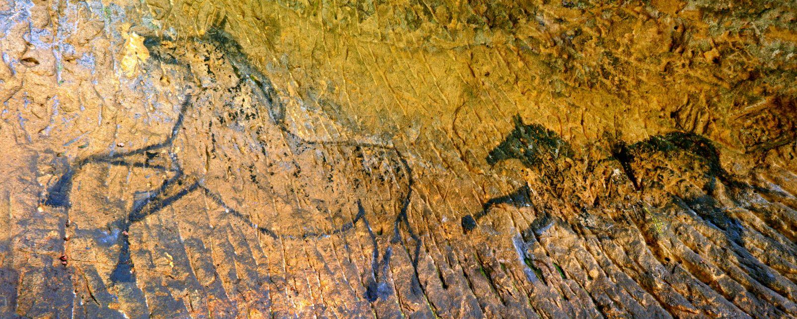 Les arts et la culture, sierra, san francisco, mexique, basse-californie, mulegé, unesco, grotte, peinture, rupestre, vizcaïno