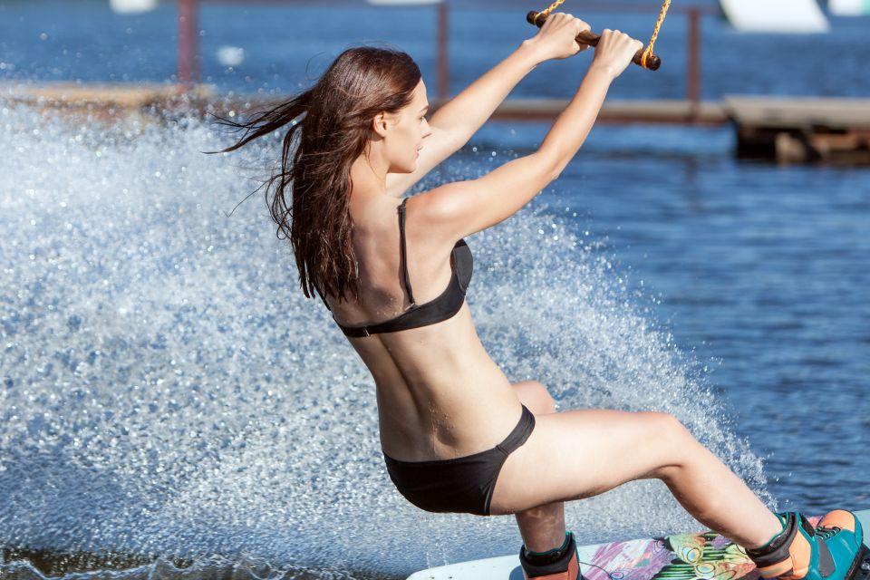 Sci nautico in Bassa California, Le attività nautiche, Le attività e i divertimenti, Messico Bassa California