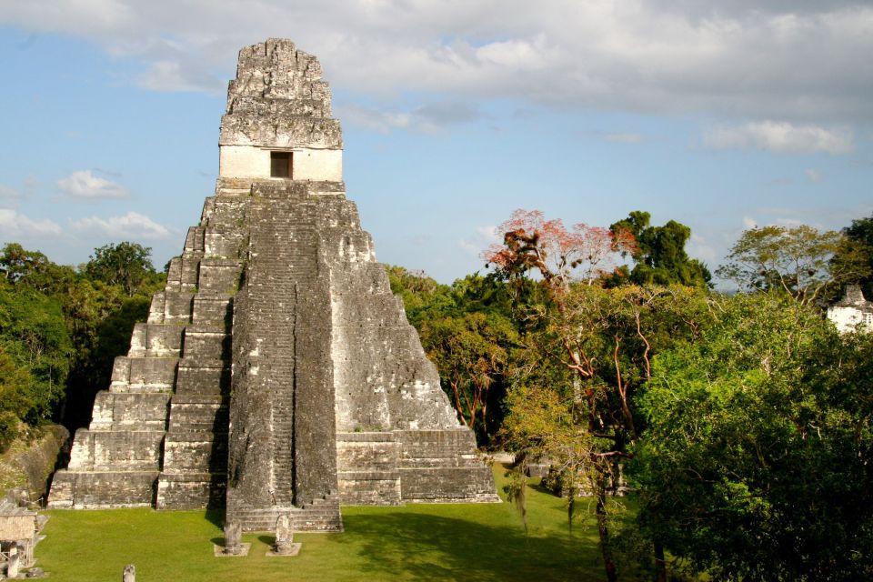 La piramide al verde, I paesaggi messicani, I paesaggi, Messico Continentale