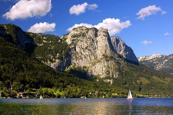 Das Salzkammergut , Die Seen des Salzkammerguts , Österreich