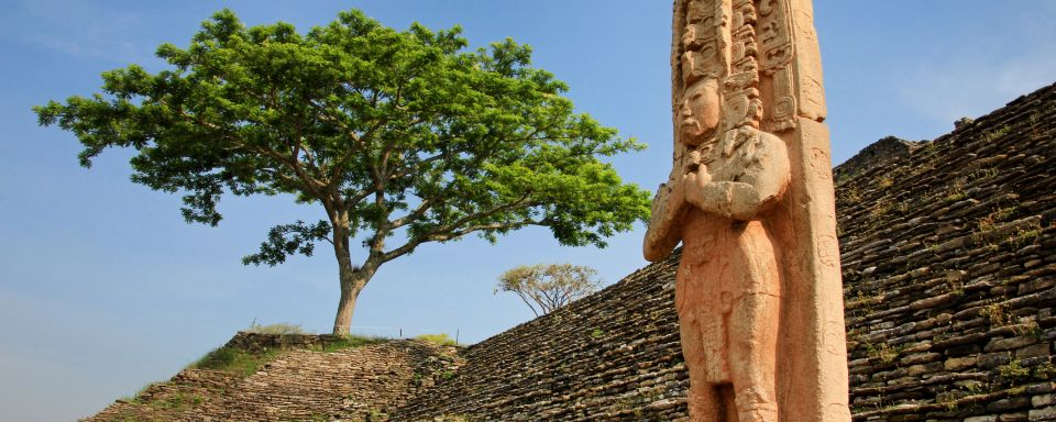 Las monta�as de Chiapas