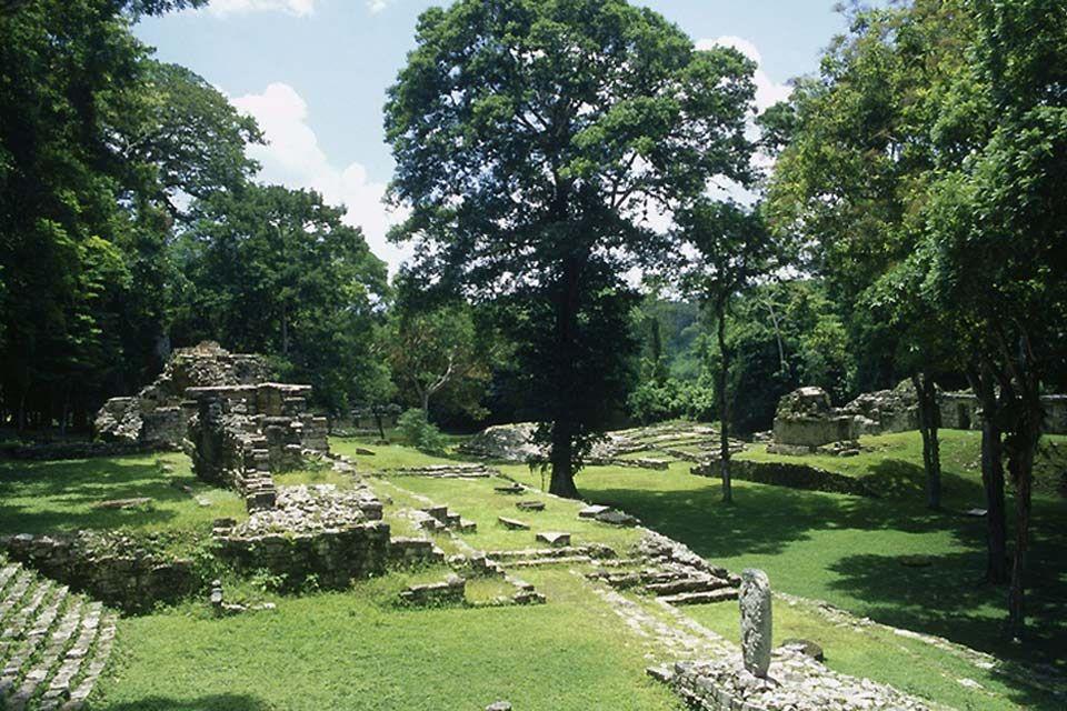 , Los manantiales naturales, Los paisajes, México continental