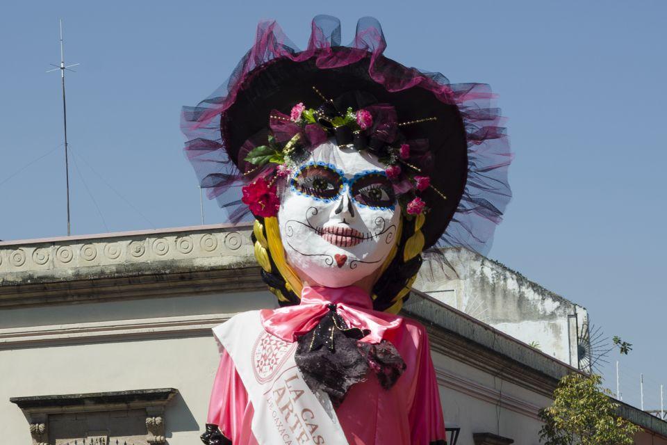 Ballerini in abiti tradizionali, L'eredità storica, Le arti e la cultura, Messico Continentale