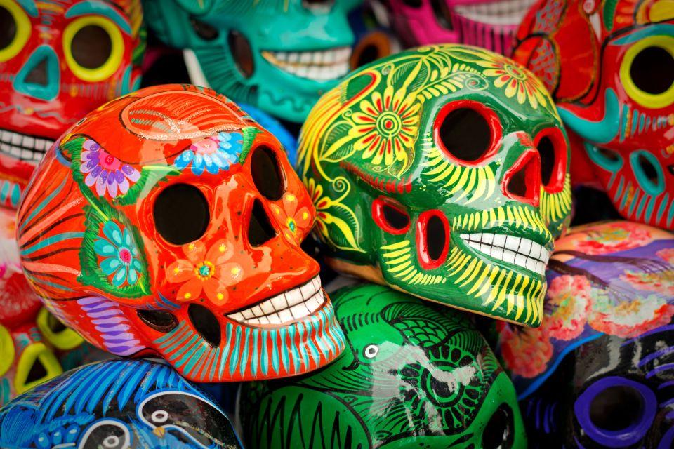 Les arts et la culture, oaxaca, mexique, amérique du nord, artisanat, amérique, poupée, défilé, fête des morts, tradition
