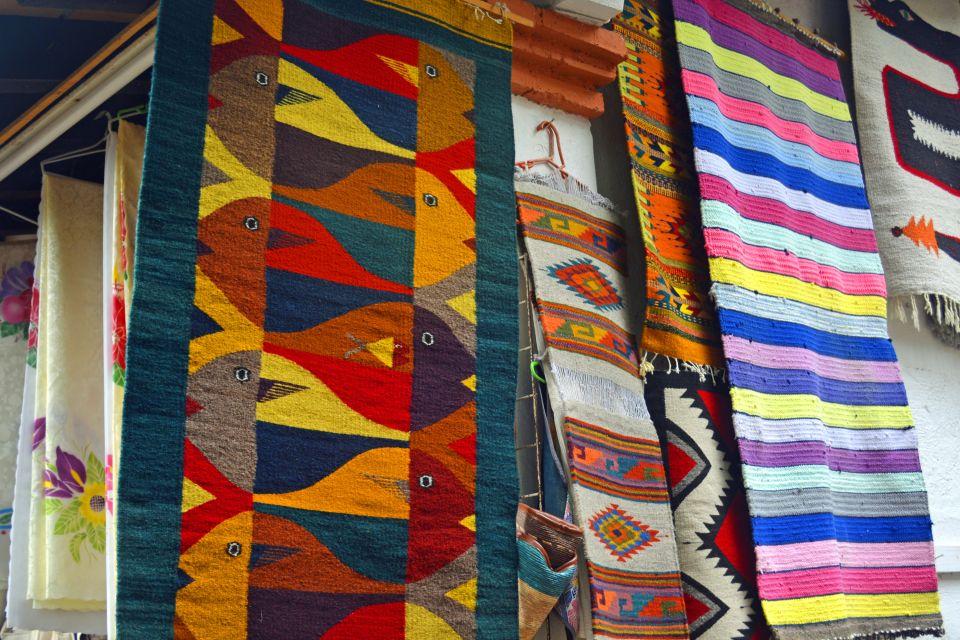 I tessuti tradizionali, L'eredità storica, Le arti e la cultura, Messico Continentale