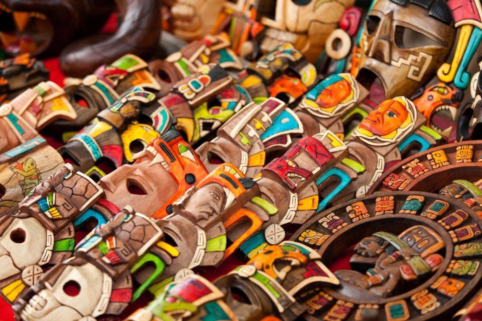 L'arte popolare, Le arti e la cultura, Messico Continentale