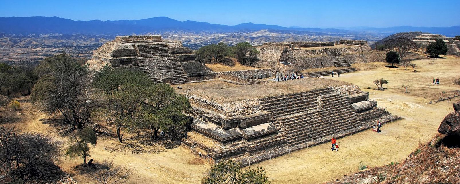 Les sites, Mexique, Monte alban, amérique, amérique du nord, maya, archéologie, vestiges, temple, zapotèque