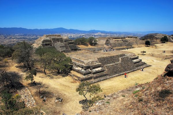 Monte Alban and Mitla, Sites, Oaxaca, Continental Mexico