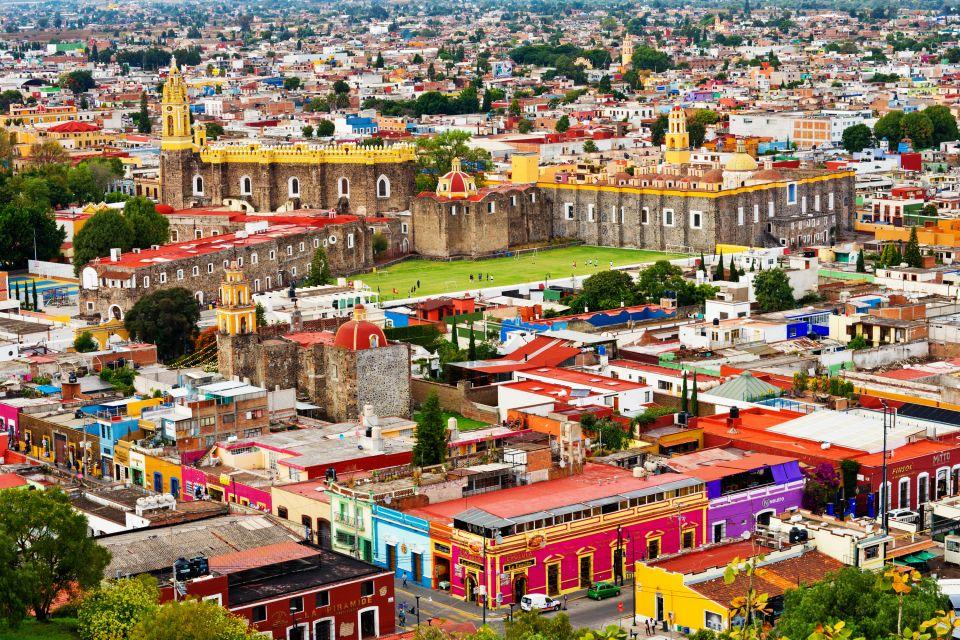 , I monasteri, I siti, Messico Continentale