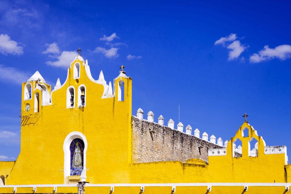 I monasteri, I siti, Messico Continentale