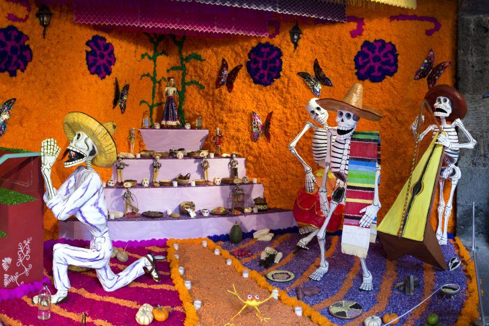 Les activités et les loisirs, mexique, feria, jour des morts, amérique, fête, saints, activité