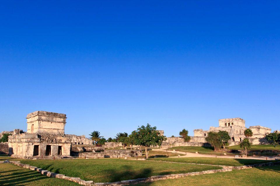 Tulum, terra dei Maya, Tulum ed i suoi monumenti, I siti, Tulum, Messico Yucatán