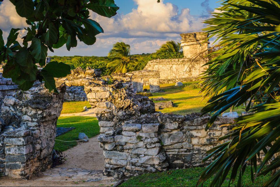 Tulum, El Castillo, Tulum ed i suoi monumenti, I siti, Tulum, Messico Yucatán