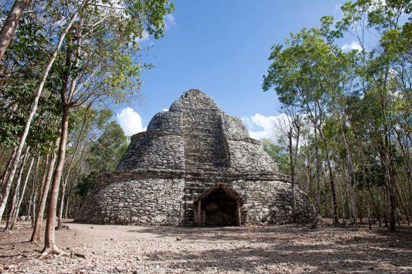 Coba, I siti, Messico Yucatán