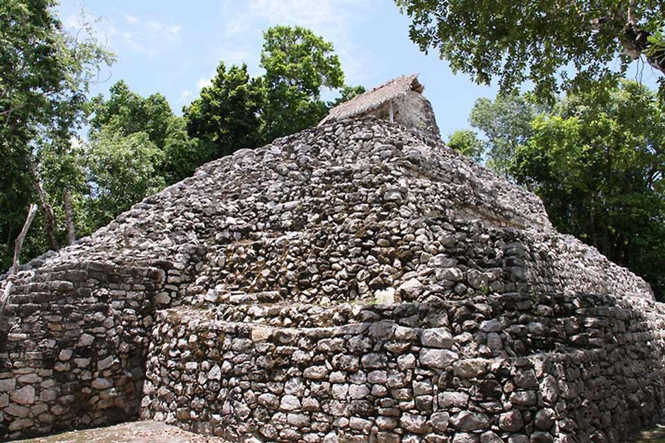 Coba , Coba, la città Maya , Messico