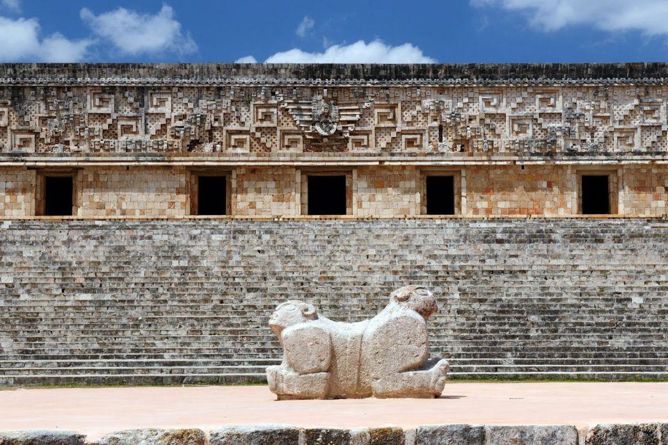 , Uxmal, Los parajes, Mérida, Yucatán
