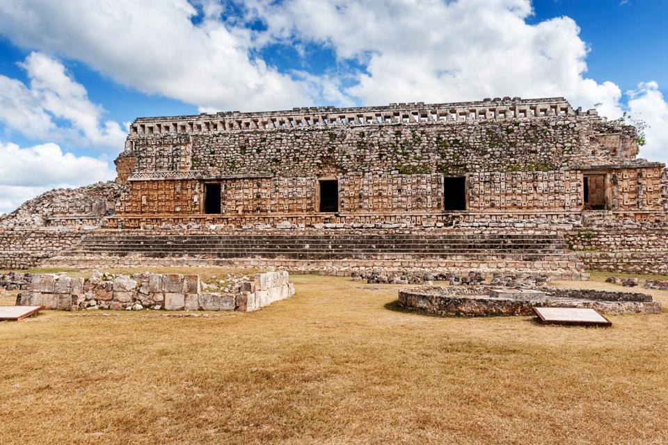 Kabah , Messico