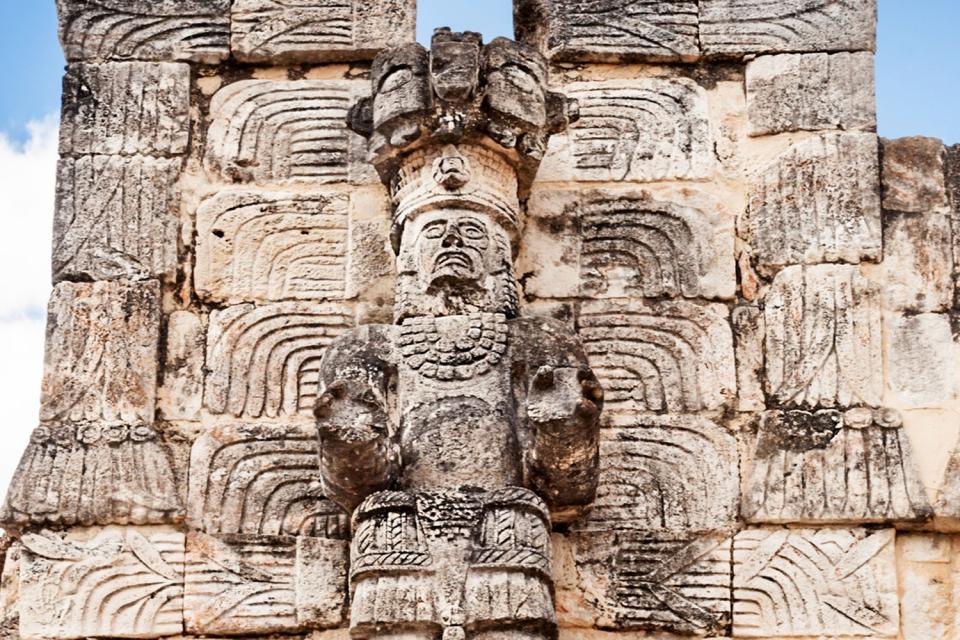 Kabah , Kabah e l'origine Maya , Messico
