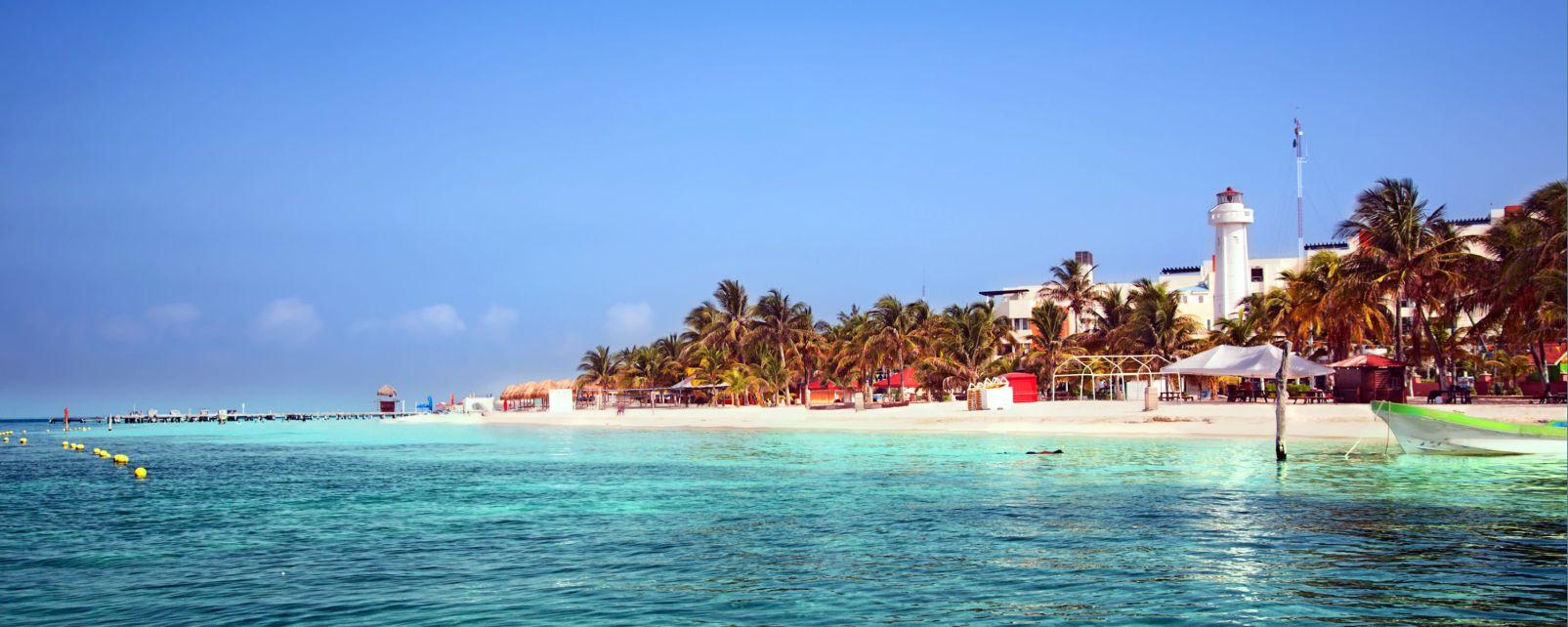 Les activités et les loisirs, Mexique, amérique, amérique du nord, plage, mer, isla, mujeres
